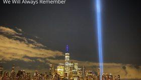 9.11.2001 – 20th Anniversary